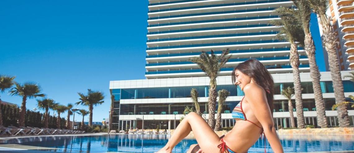 Hotel Diamante Beach (4*) in Calpe