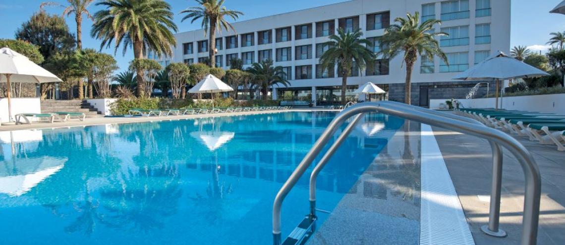 Hotel Azoris Royal Garden (4*) op de Azoren