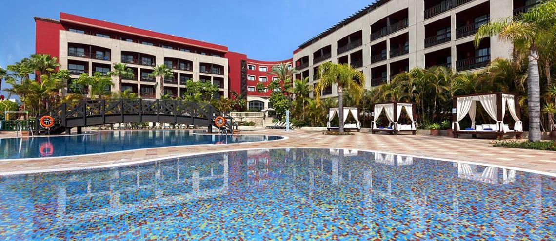Hotel Barcelo Marbella Golf (4*) in Marbella
