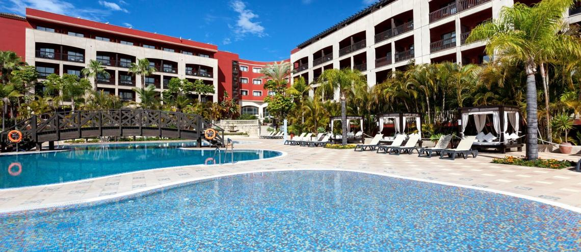 Hotel Barcelo Marbella Golf (4*) in Marbella