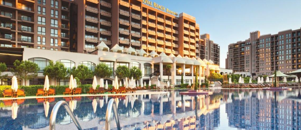Hotel Barcelo Royal Beach (5*) in Sunny Beach