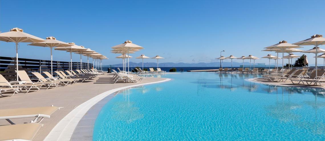 Hotel Belair Beach (4*) op Rhodos