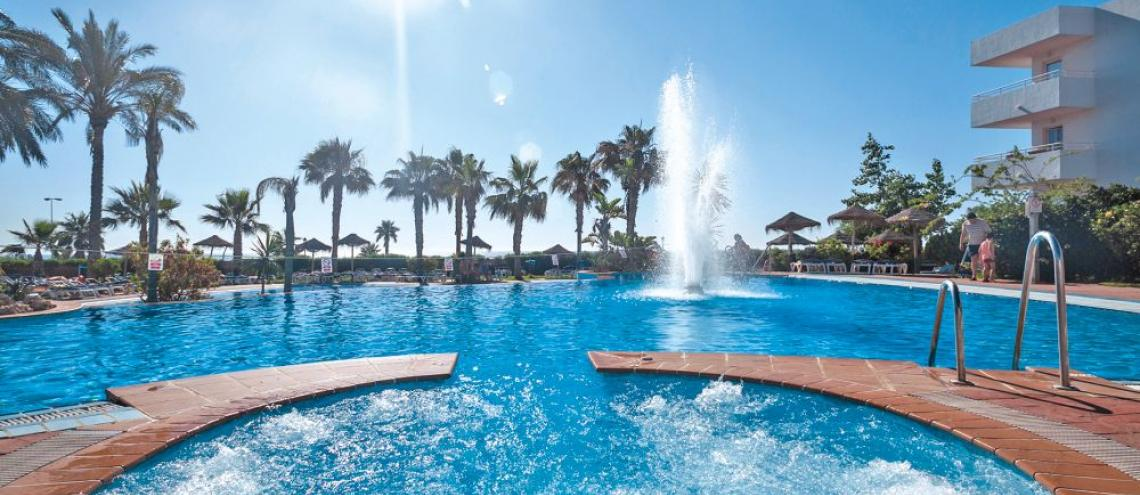 Hotel Best Oasis Tropical (4*) in Mojacar