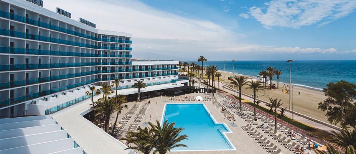 Hotel Best Sabinal (4*) in Roquetas de Mar