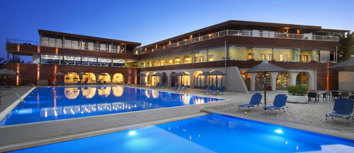 Hotel Blue Dolphin (4*) in Griekenland