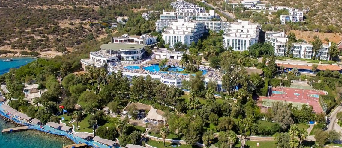 Hotel Bodrum Holiday Resort (5*) in Bodrum