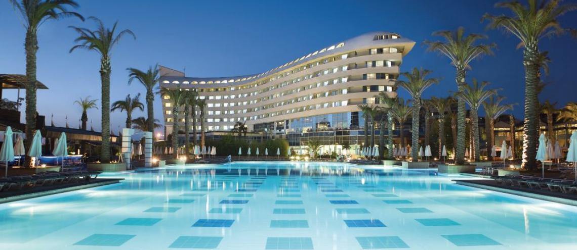 Hotel Concorde De Luxe (5*) in Lara