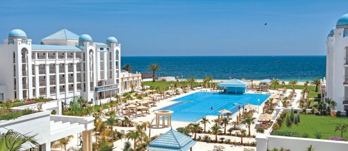 Hotel Concorde Green Park Palace (5*) in Tunesie