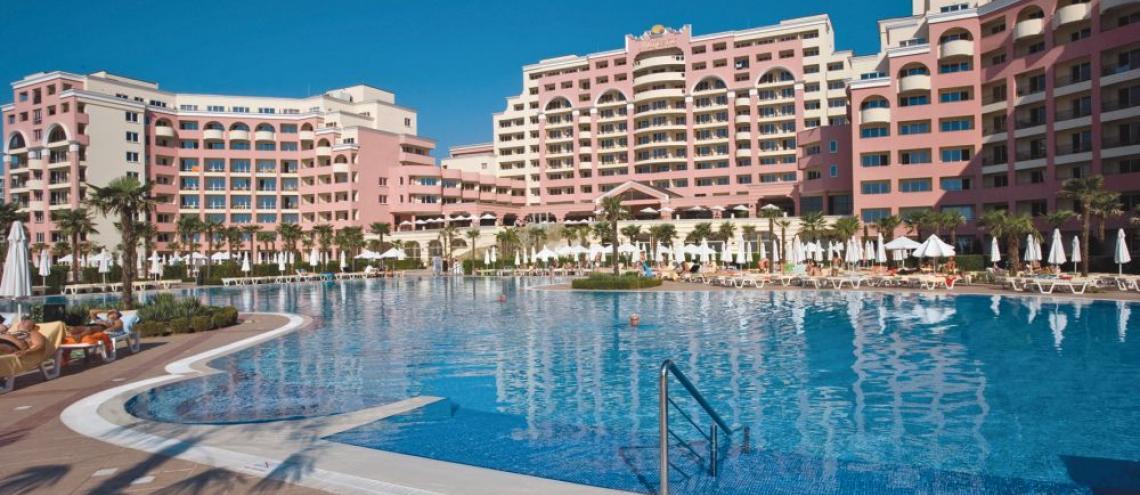 Hotel DIT Majestic Beach (4*) in Bulgarije