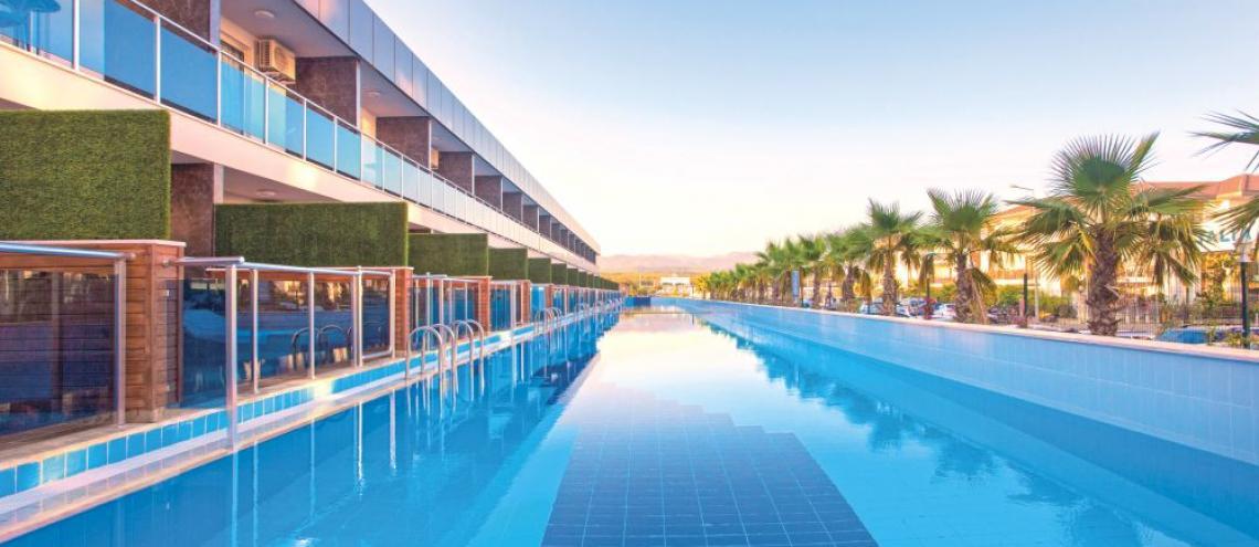 Hotel Eftalia Ocean Resort (5*) in Alanya