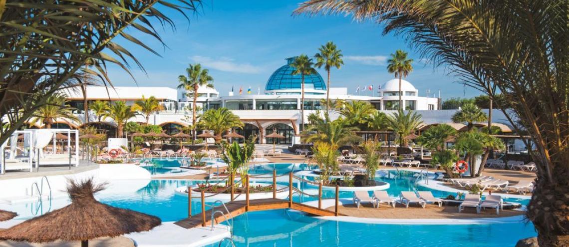 Hotel Elba Royal Village (4*) op Lanzarote