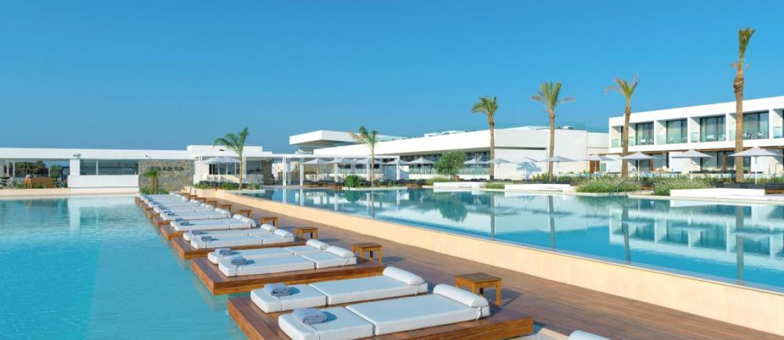 Hotel Gennadi Grand Resort (5*) op Rhodos