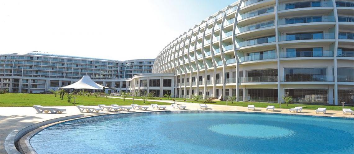 Hotel Green Nature Diamond (5*) in Marmaris