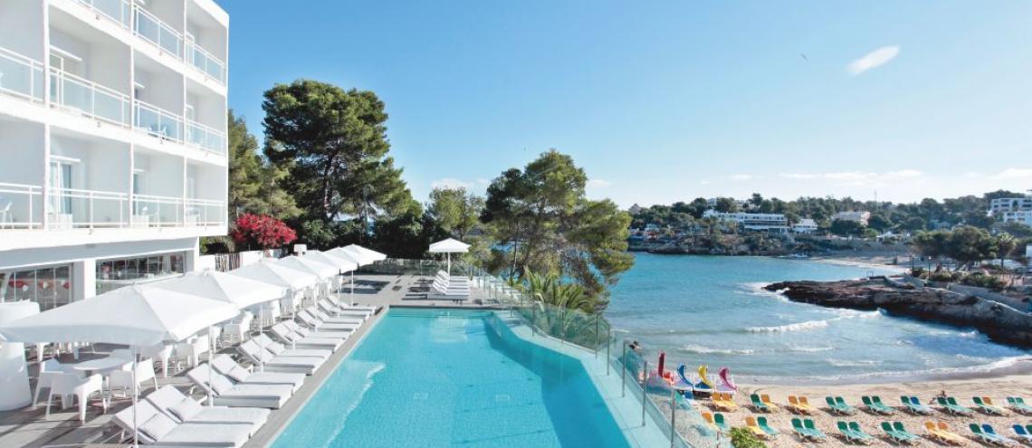 Hotel Grupotel Ibiza Beach (4*) op Ibiza