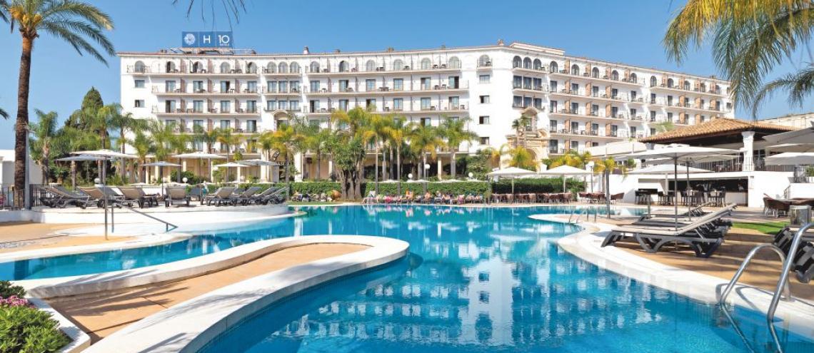 Hotel H10 Andalucia Plaza (4*) in Marbella