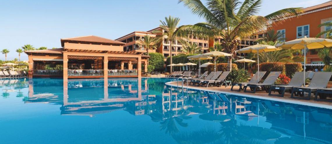 Hotel H10 Costa Adeje Palace (4*) op Tenerife