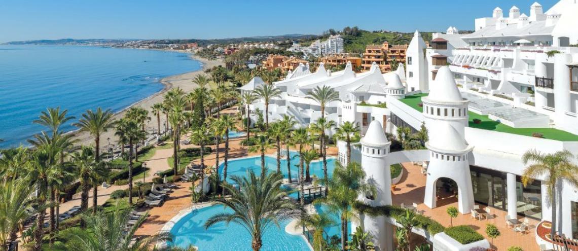 Hotel H10 Estepona Palace (4*) in Estepona