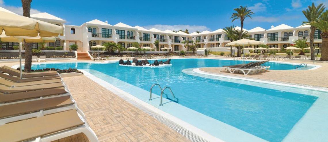 Hotel H10 Ocean Suites (4*) op Fuerteventura
