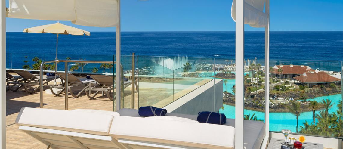 Hotel H10 Tenerife Playa (4*) op Tenerife