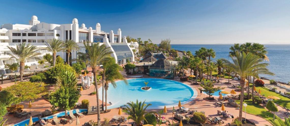 Hotel H10 Timanfaya Palace (4*) op Lanzarote