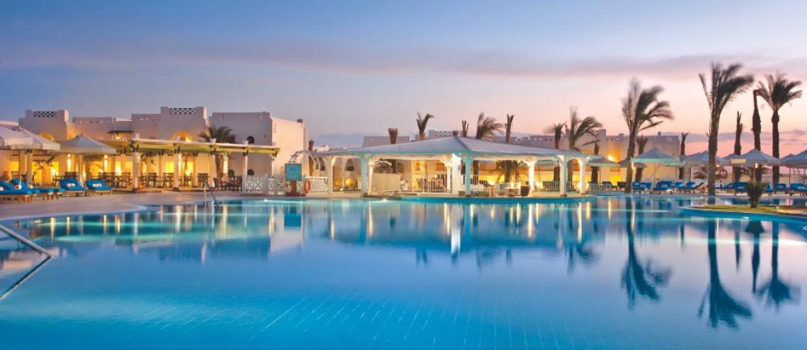 Hotel Hilton Nubian Resort (5*) in Marsa Alam