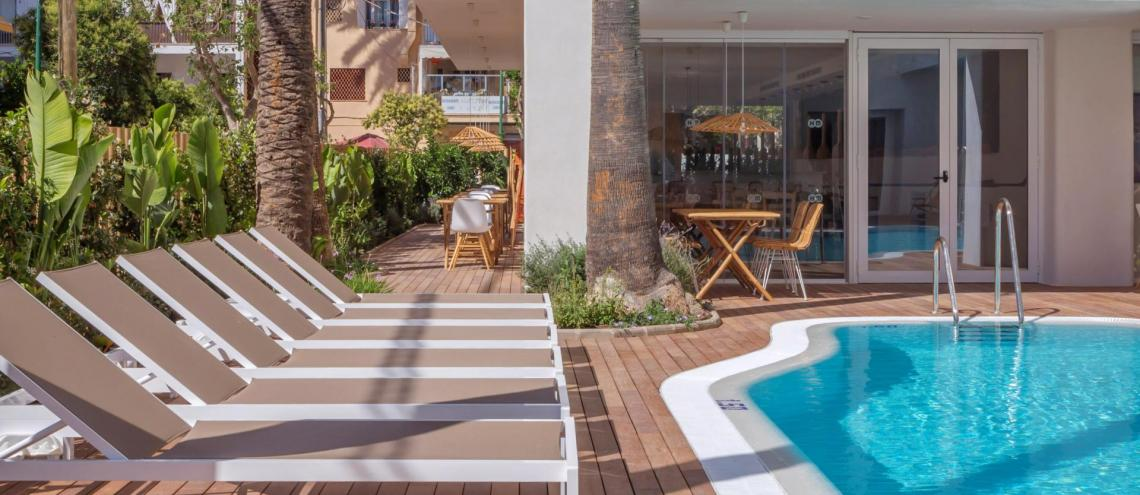 Hotel HM Alma Beach (4*) op Mallorca