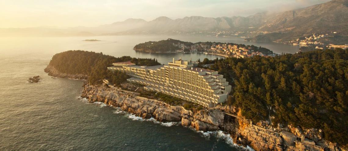 Hotel Croatia (5*) in Dubrovnik