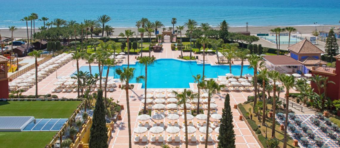 Hotel Iberostar Malaga Playa (4*) aan de Costa del Sol