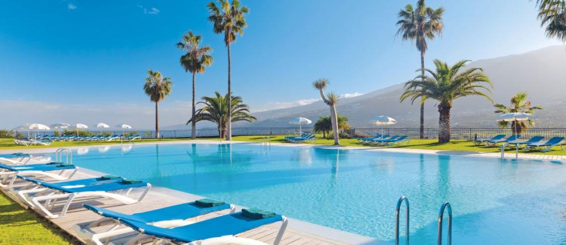 Hotel Las Aguilas (4*) op Tenerife