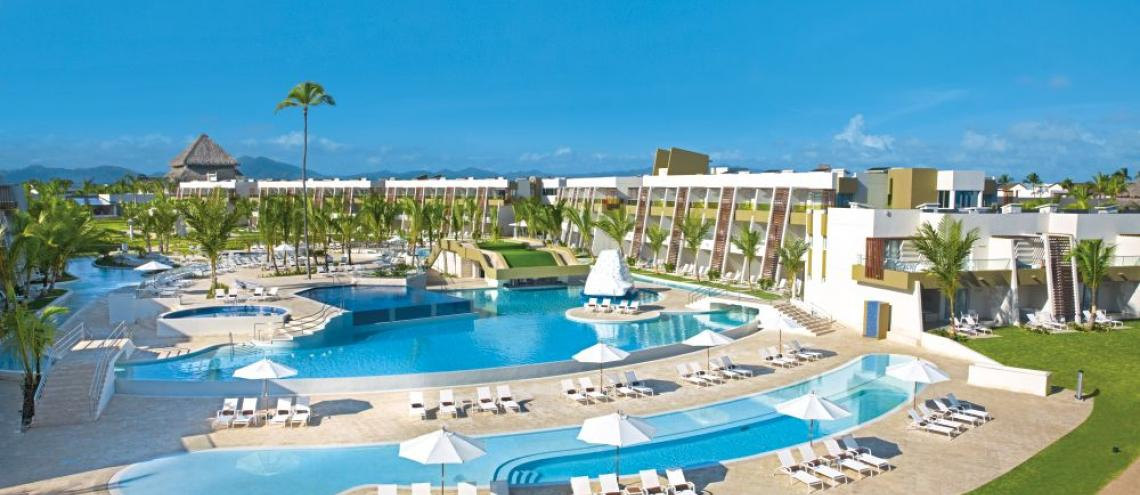Hotel Now Onyx (5*) in Punta Cana