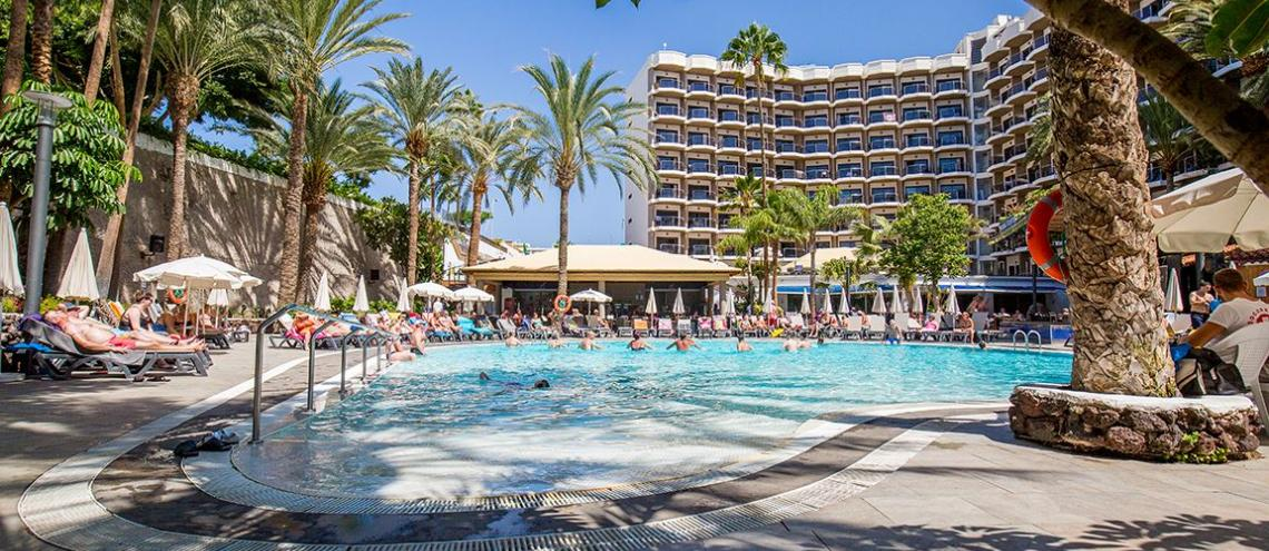 Hotel Occidental Margaritas (4*) op Gran Canaria