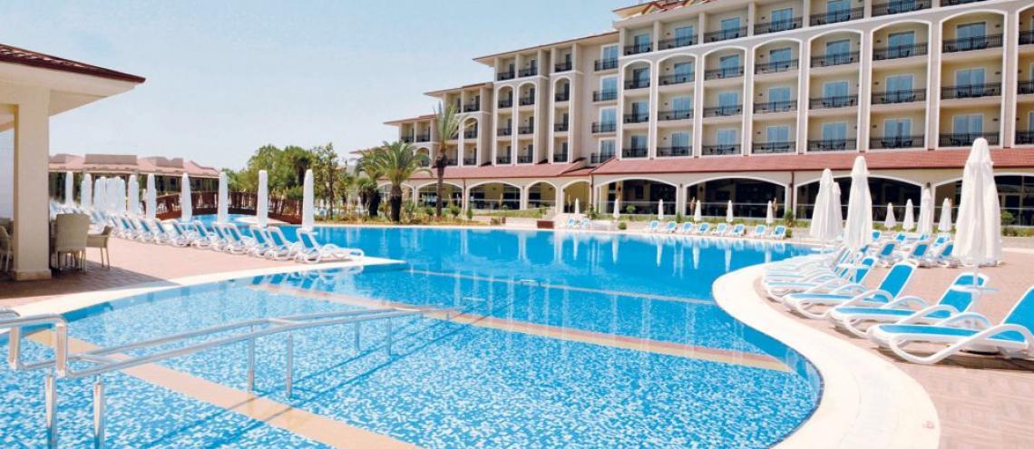 Hotel Paloma Oceana (5*) in Side