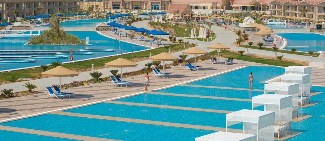 Hotel Pickalbatros Sea World (5*) in Egypte