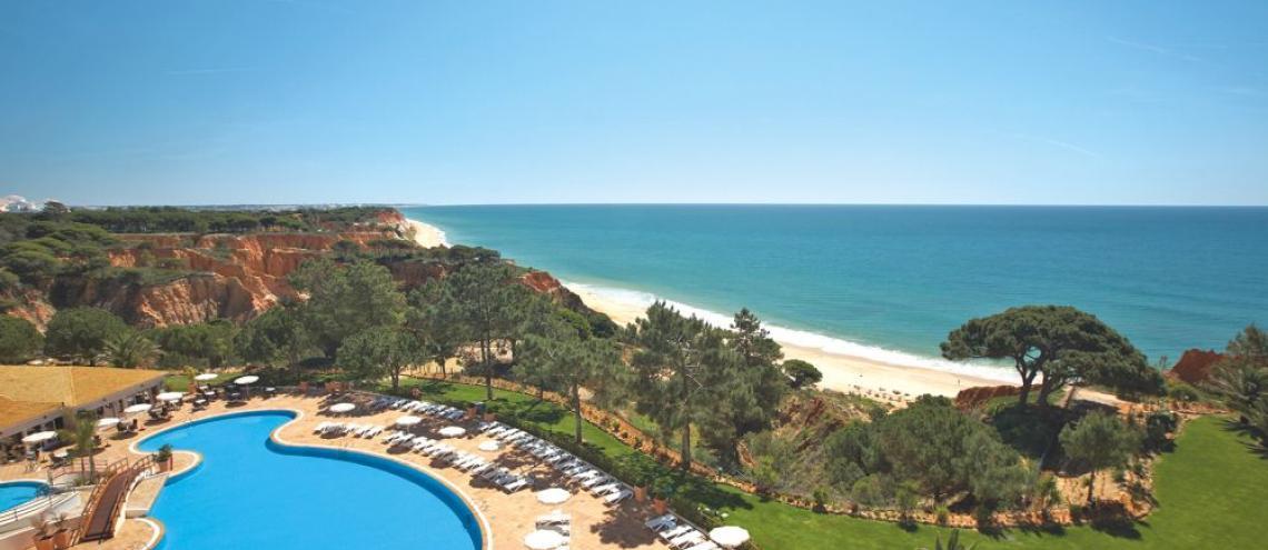 Hotel Portobay Falesia (4*) in de Algarve
