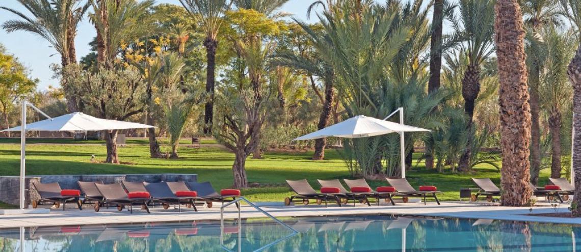 Hotel Barcelo Palmeraie (5*) in Marrakech
