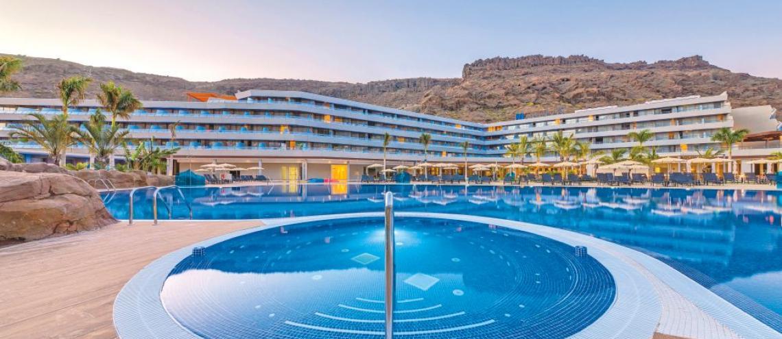 Hotel Radisson Blu (5*) op Gran Canaria