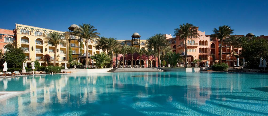Hotel Red Sea The Grand Resort (5*) in Hurghada