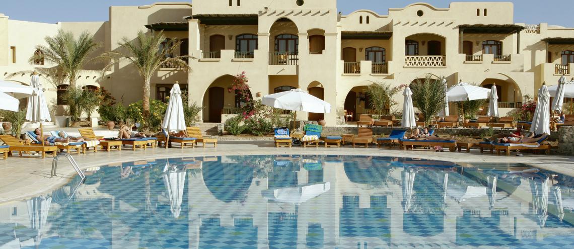 Hotel Three Corners Rihana Resort (4*) in Hurghada