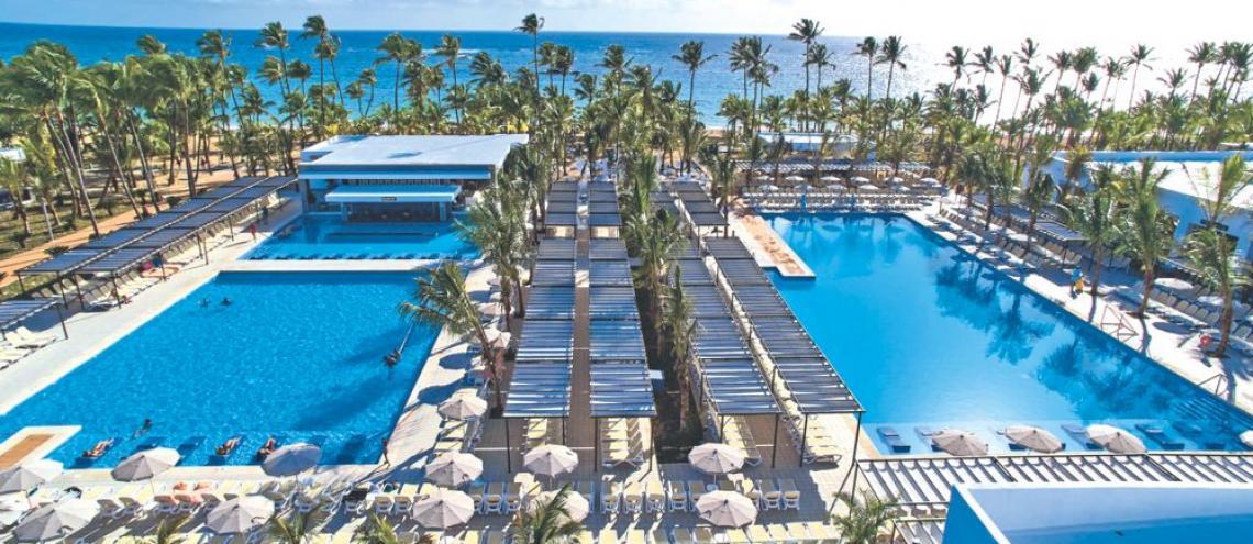 Hotel Riu Bambu (5*) op de Dominicaanse Republiek