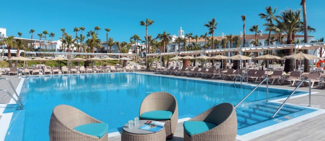 Hotel Riu Chiclana (4*) aan de Costa de la Luz