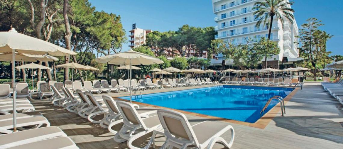 Hotel Riu Festival (4*) op Mallorca