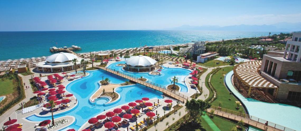 Hotel Kaya Palazzo (5*) in Turkije