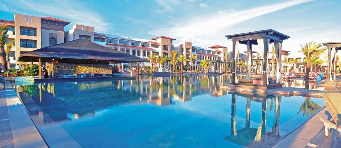 Hotel Riu Palace Tikida (5*) in Agadir