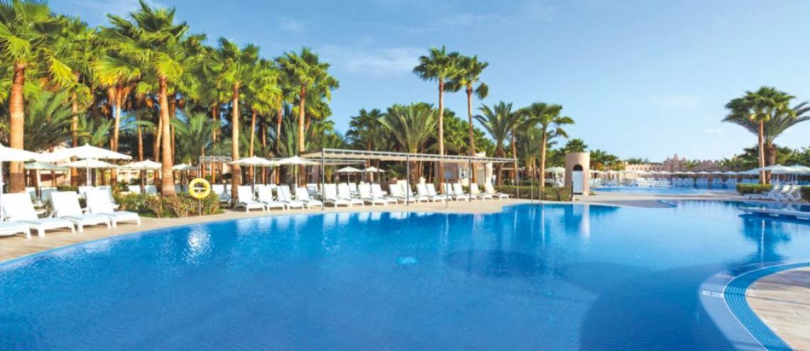 Hotel Riu Palace Cabo Verde (5*) op Kaapverdie