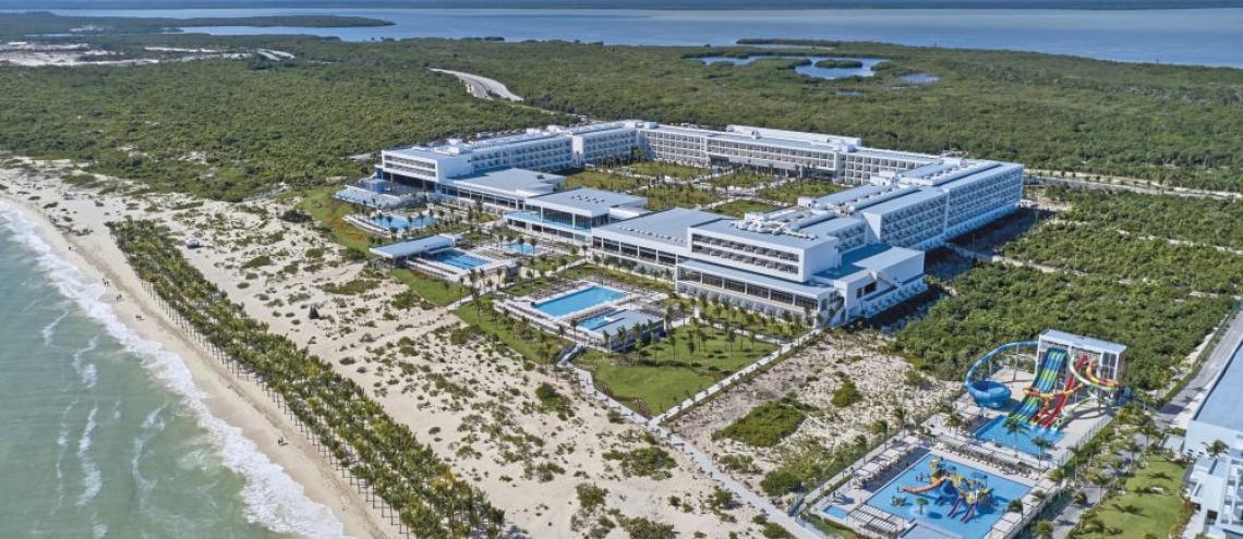 Hotel Riu Palace Costa Mujeres (5*) in Cancun