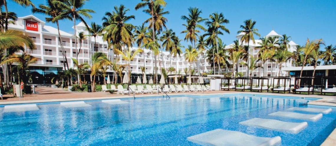 Hotel Riu Palace Macao (5*) op de Dominicaanse Republiek