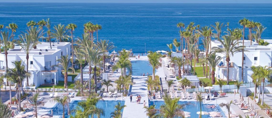Hotel Riu Palace Meloneras (5*) op Gran Canaria