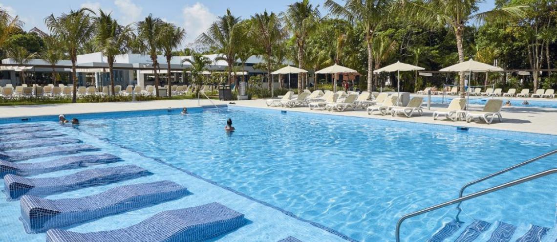 Hotel Riu Tequila (5*) in Cancun