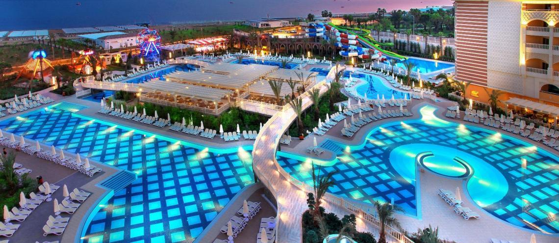 Hotel Royal Alhambra (5*) in Turkije