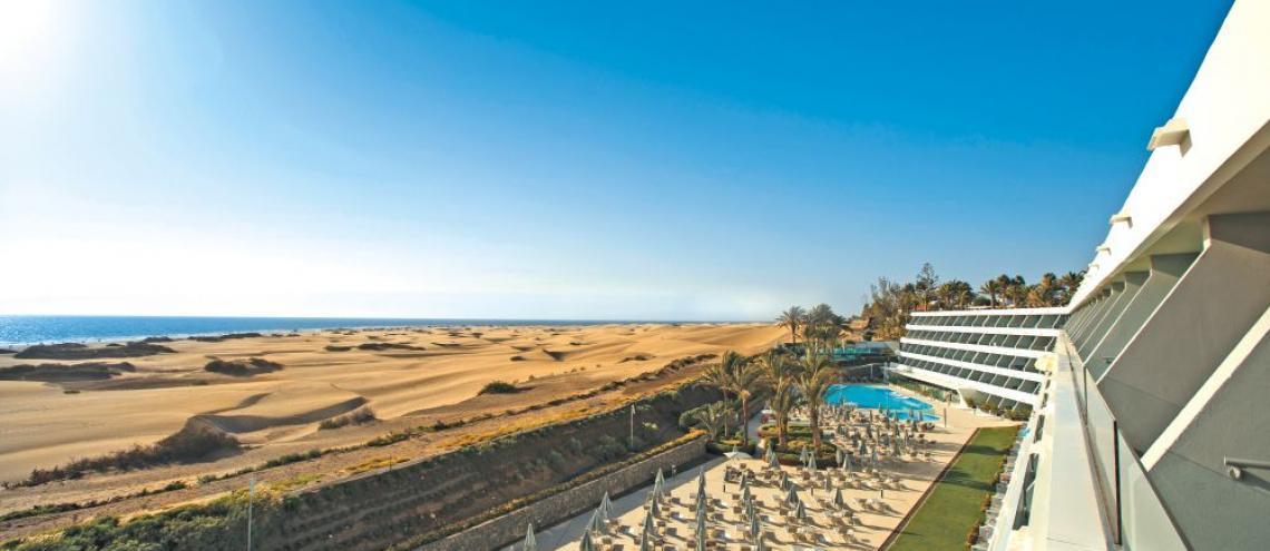 Hotel Santa Monica Suites (4*) op Gran Canaria